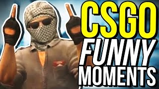 My CS:GO Experience - Crispy Criticism (Funny Moments)