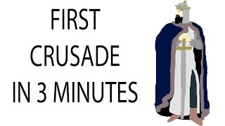 First Crusade | 3 Minute History