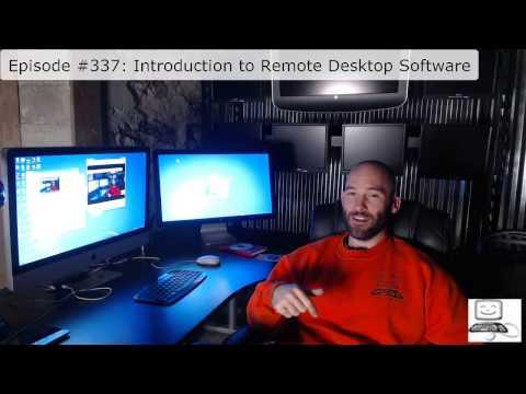Episode #337: Introduction to Remote Desktop Software