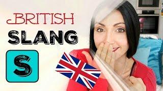 SLANG WORDS Beginning with S:  #18 BRITISH ENGLISH SLANG