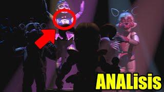 Analisis Completo Del Trailer De Five Nights At Freddy's Sister Location