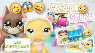 LPS: Fashion Store - Funny Skit