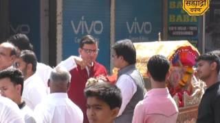 (सह्याद्री दर्पण न्यूज चॅनेल) खोपोली- महावीर जयंती उत्सव बातमी