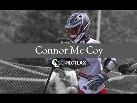 Connor Mc Coy Lacrosse Highlights | PA 2019 | Att