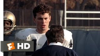 Rudy (3/8) Movie CLIP - Rudy Sacks O
