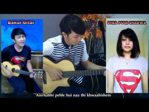 Nathan Fingerstyle Feat. Dhea Puse Shakwa Aashiqui 2 Chahun Main Ya Naa