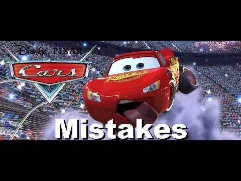 DISNEY S CARS Movie Mistakes You Didn t See Cars Goofs