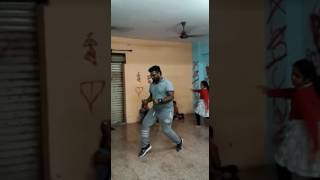 Hedrick  sir dance on isqe wala love
