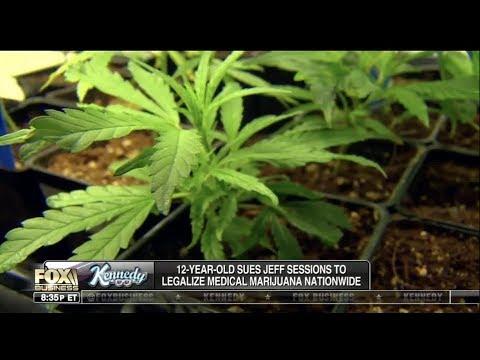 Xxx Mp4 12yo Sues Jeff Sessions To Legalize Marijuana Nationwide • Kennedy 3gp Sex