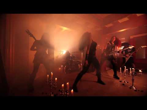 Frantic Amber - Ghost (Official Music Video)