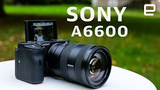 Sony A6600 review: A rare misstep