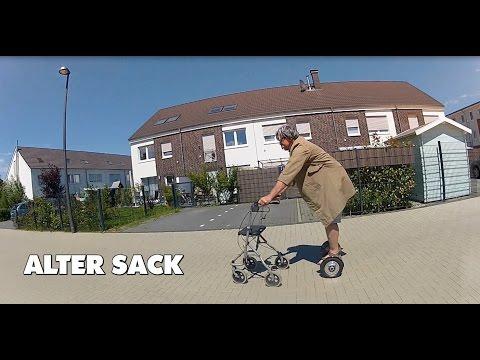 ALTER SACK / Hans Solo & Chaid vs. Franz Brandwein & Viktor Burlezitin