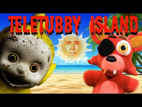 FNAF Plush Episode 129 – Trapped on Teletubby Island