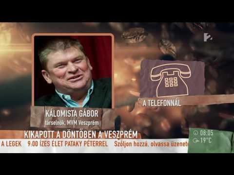 Kálomista Gábor a BL-ről: ˝Az a legkevesebb, hogy lemondtam˝ - tv2.hu/mokka