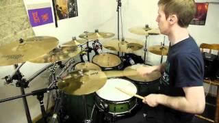Owl City - Deer In The Headlights (Drum Cover)