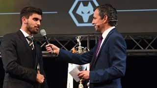 Ruben Neves wondergoal v Derby County | Goal Of The Season | Every angle and players' reactions!