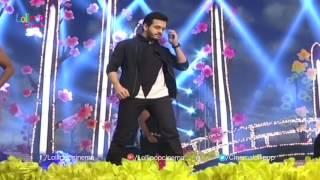 #Akhil Special Dance for #AatadukundamRaa Movie - Sushanth || Sonam Bajwa