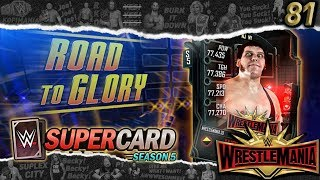 10,000 FREE CREDITS!! FIRST WRESTLEMANIA 35 EVENT! ANDRE THE GIANT! WWE SUPERCARD #81