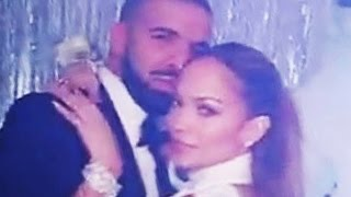 Drake & Jennifer Lopez Kiss &  Tease New Song At Prom - WTF