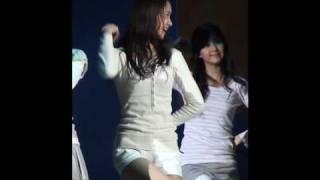 [Fancam] 080426 Yoona SNSD - Baby Baby