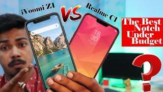 iVoomi z1 vs Realme C1 | The Best Notch Under Budget [The 117]