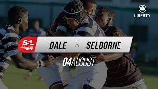 Dale College 1st XV vs Selborne College 1st XV, 04 August 2018