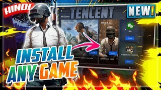 [HINDI]🔥HOW TO DOWNLOAD & INSTALL CHINESE PUBG/ANY GAME IN TENCENT GAMING BUDDY EMULATOR