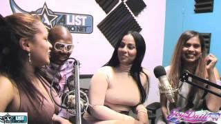 Vixen Ayisha Diaz on The Joy Daily Show with Jack Thriller & Waheeda
