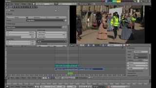 Blender Beginners Tutorial: AVCHD Editing How To Set Up The Video Editor