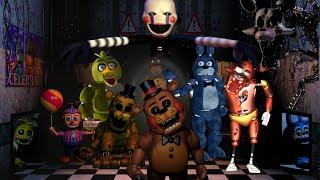 Five Nights at Freddy's [German Creepypasta]