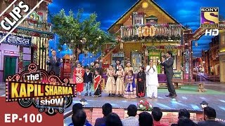 Boman Irani & 'Sabse Bada Kalakar' Team with Kapil - The Kapil Sharma Show -Ep-100- 23rd Apr, 2017 7
