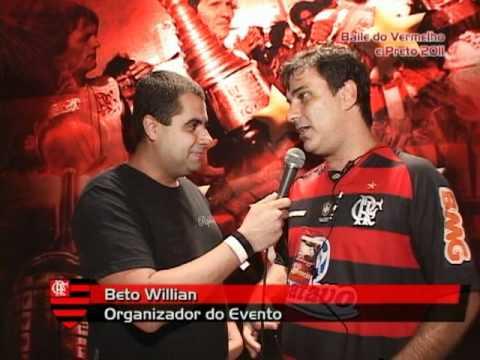 Baile do Vermelho e Preto 2011