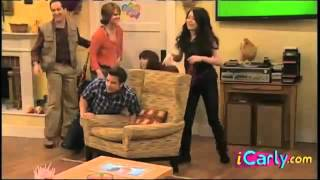 iCarly - iStill Psycho Bloopers
