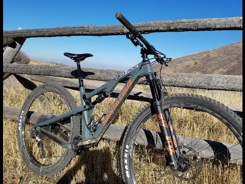 2017 Santa Cruz Tallboy 29er Test Ride & Review