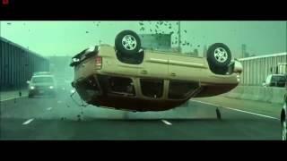 Alan Mehrez The Matrix Reloaded   Highway Fight Scene
