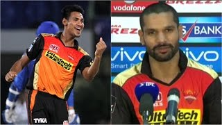 MI v SRH: From Day One, Mustafizur Rahman Has Made A Big Impact - Shikhar Dhawan