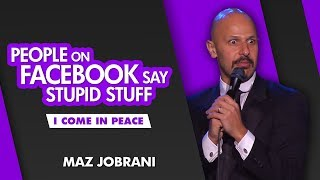 """People on Facebook Say Stupid Stuff"" 