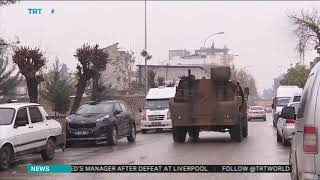 Turkey plans military operation in northern Syria