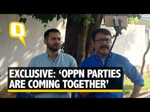 Xxx Mp4 Exclusive Oppn Parties Are Coming Together Says Tejashwi Yadav The Quint 3gp Sex