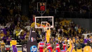 NBA 2K12 DUNK MIX - Fast Lane ft. Eminem, Royce Da 5'9