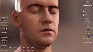 Separable Subsurface Scattering (SSSS) Tech Demo HD