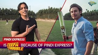 Ali Zafar | Star of Teefa in Trouble Openly Challenges Shoaib Akhtar | 1 Crore Worth Painting | SA