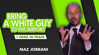 """Bring a White Guy to the Airport"" 