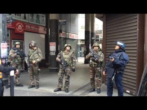 Xxx Mp4 Paris Police Raid Visuals Ground Report From Saint Denis 3gp Sex