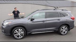 The 2019 Subaru Ascent Is the Subaru SUV We