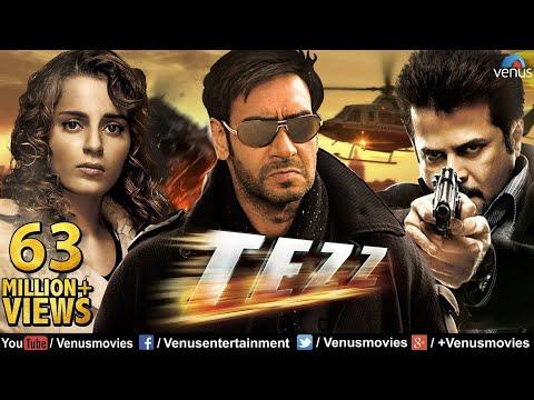 Tezz (HD) | Full Hindi Movie | Ajay Devgan Full Movies | Latest Bollywood Movies - ENGLISH SUBTITLE