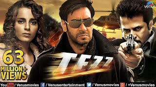 Tezz | Full Hindi Movie | Ajay Devgan Full Movies | Latest Bollywood Movies - ENGLISH SUBTITLE