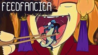 Chopsticked (Vore Animation)