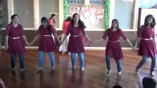 Barrington Lakes Diwali Celebrations 2013 - Old Hindi Remix Songs Performance