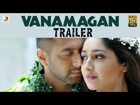 Vanamagan - Tamil Trailer | Jayam Ravi | Harris Jayaraj